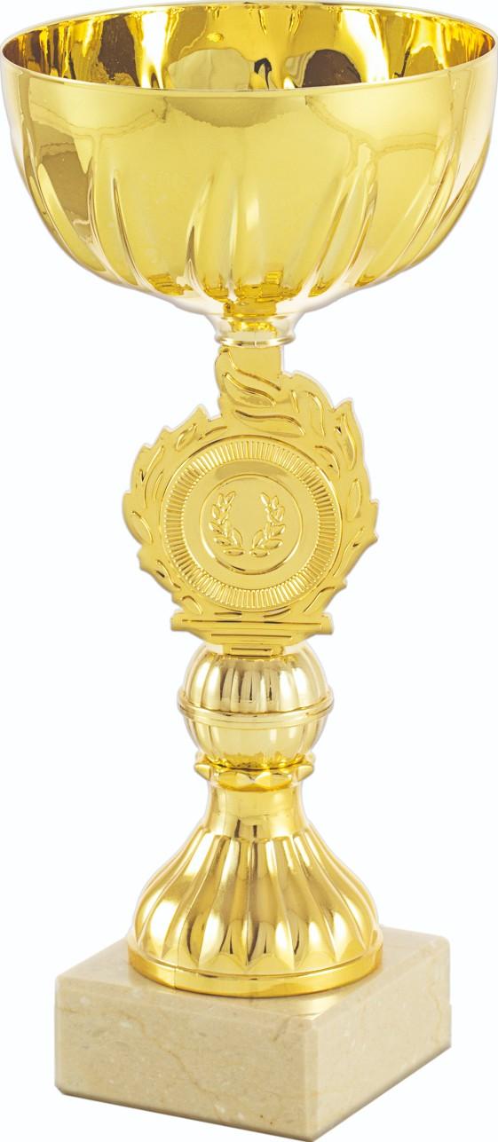 Trofeos en Forcarei