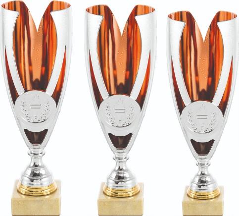 Trofeos en Montmaneu
