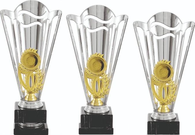 Trofeos en Sant Pere de Riudebitlles