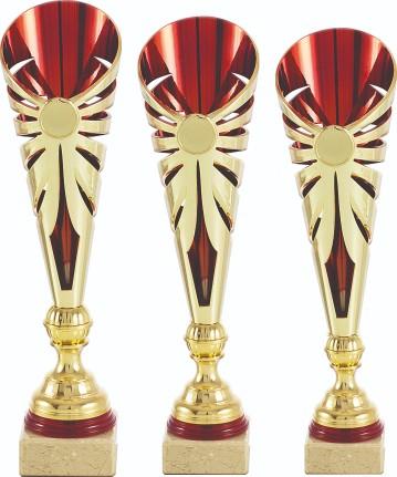 Trofeos en Almadén de la Plata