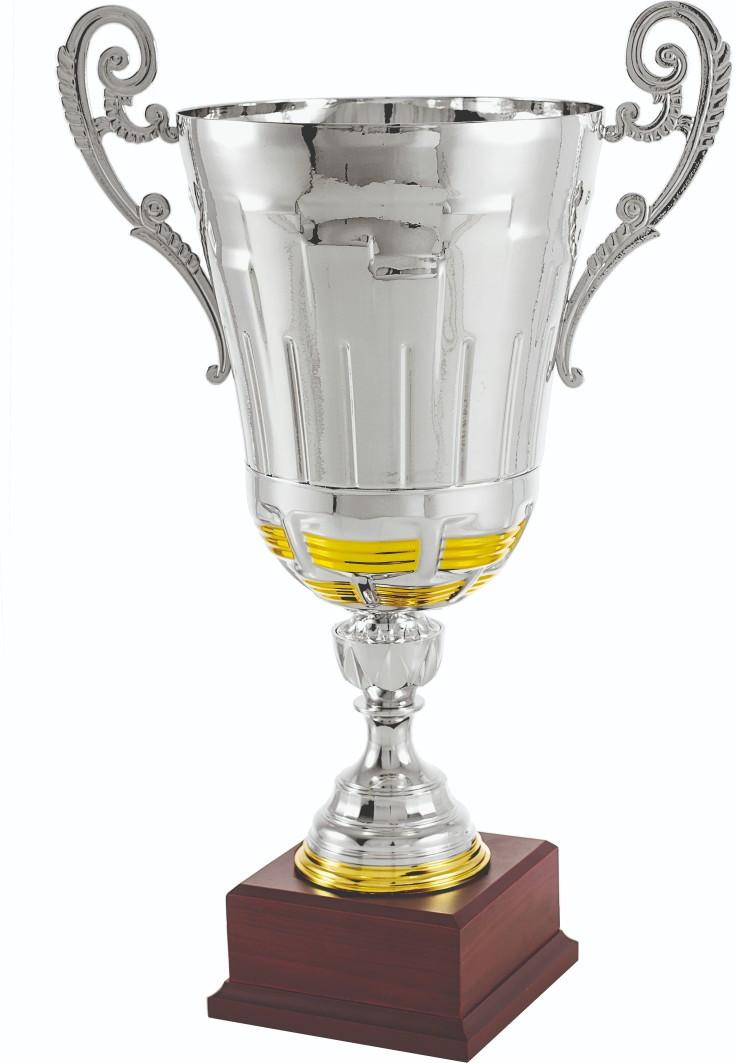Trofeos en Villaverde del Río