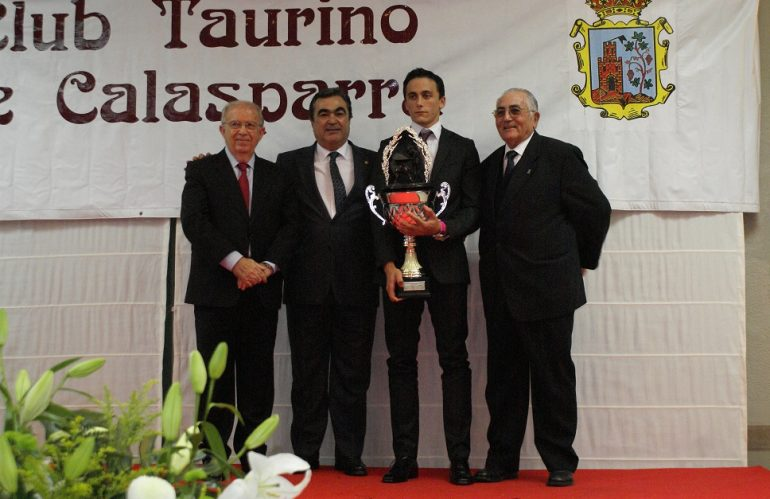 Trofeos en Calasparra