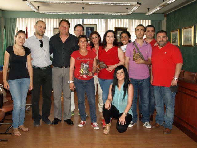 Trofeos en Ceutí