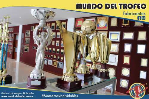 Trofeos en Luisiana (La)