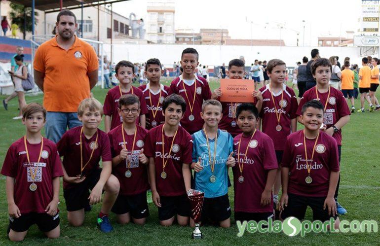Trofeos en Yecla