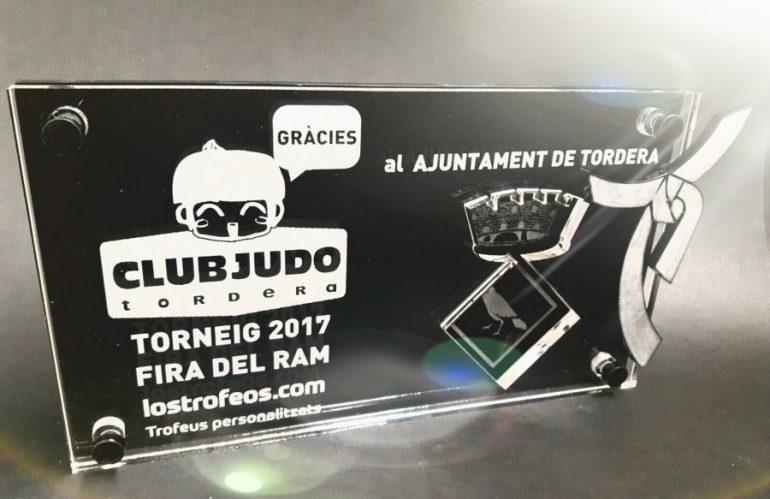 Trofeos en Tordera