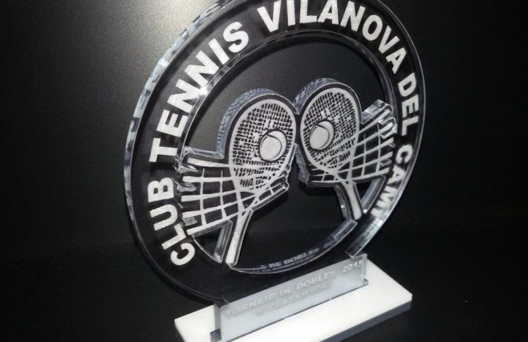 Trofeos en Vilanova del Camí
